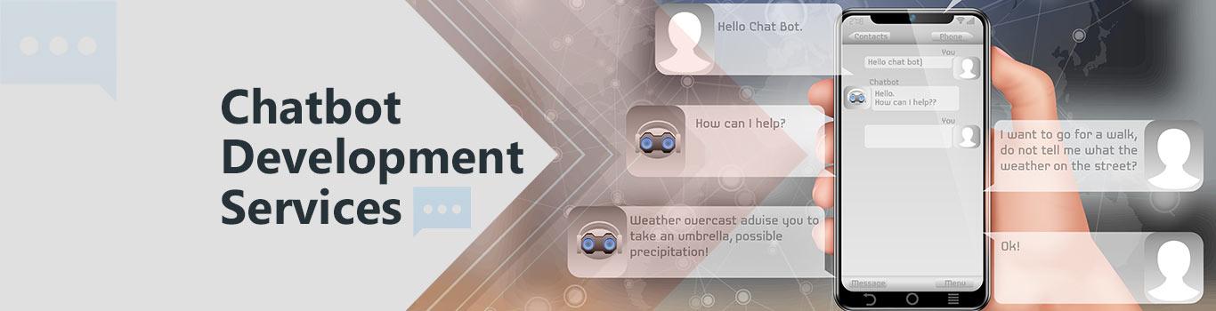 chatbot develpoment services